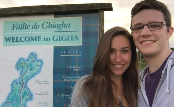Andrew and Gigha