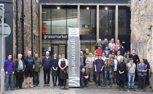The Grassmarket Community Project