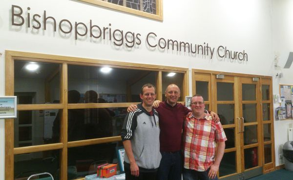 Bishopbriggs Community Church is hosting the next training day for helping churches reach out to father figures in the community