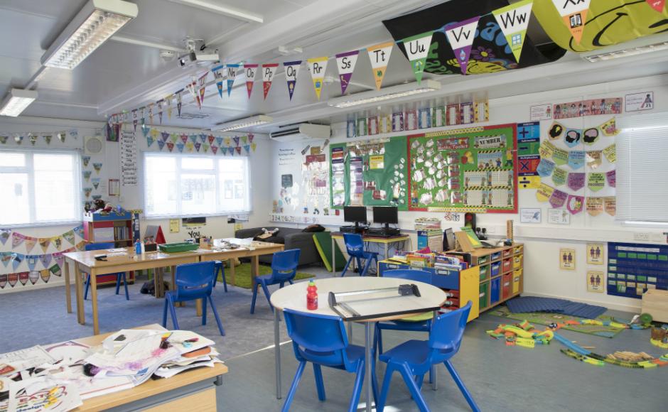 Erskine Waterfront classroom