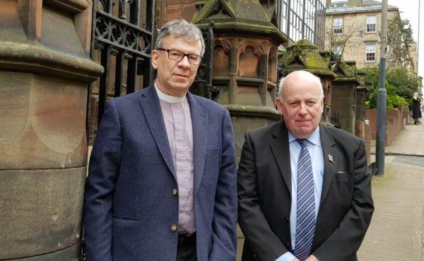 Rev Melvyn Wood