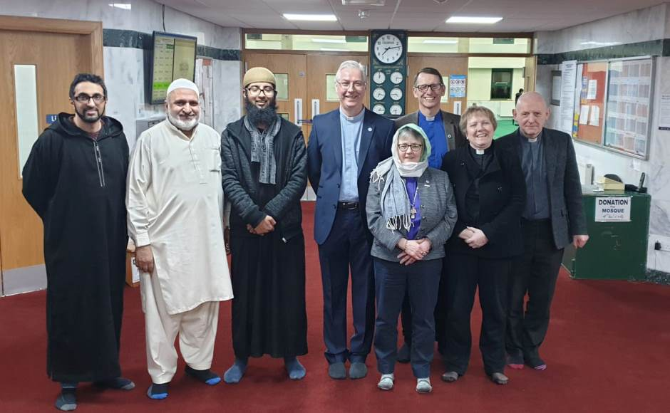 Bellshill Mosque