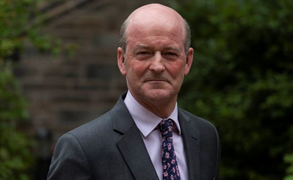 Rev Professor David Fergusson