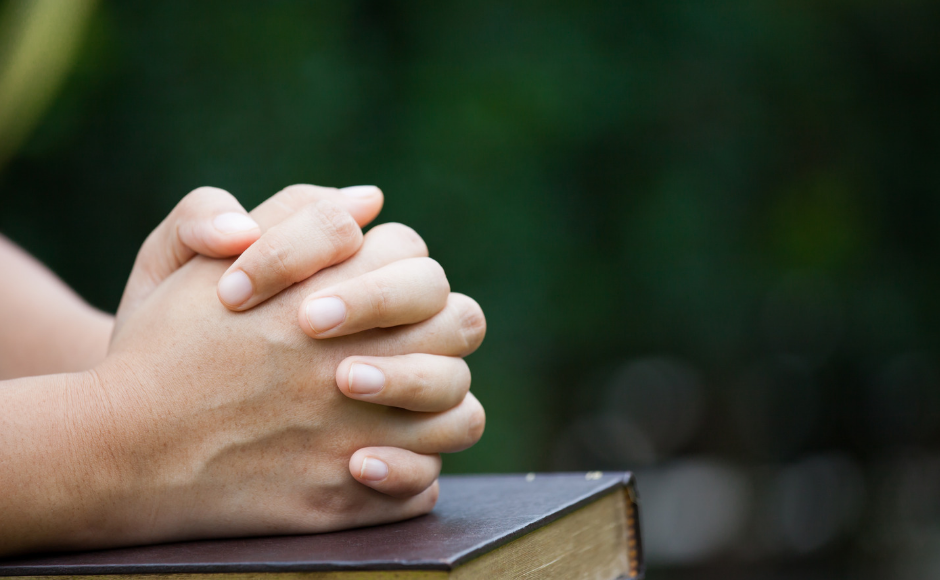 Moderator asks for prayers for new Chief Officer | The