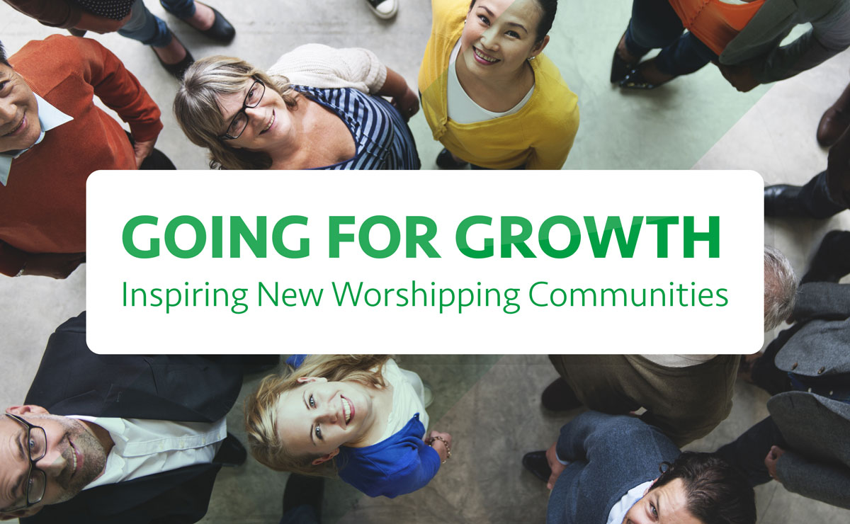 Going for growth poster