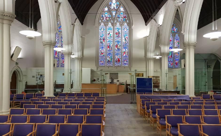 Sandyford-Henderson Memorial Church