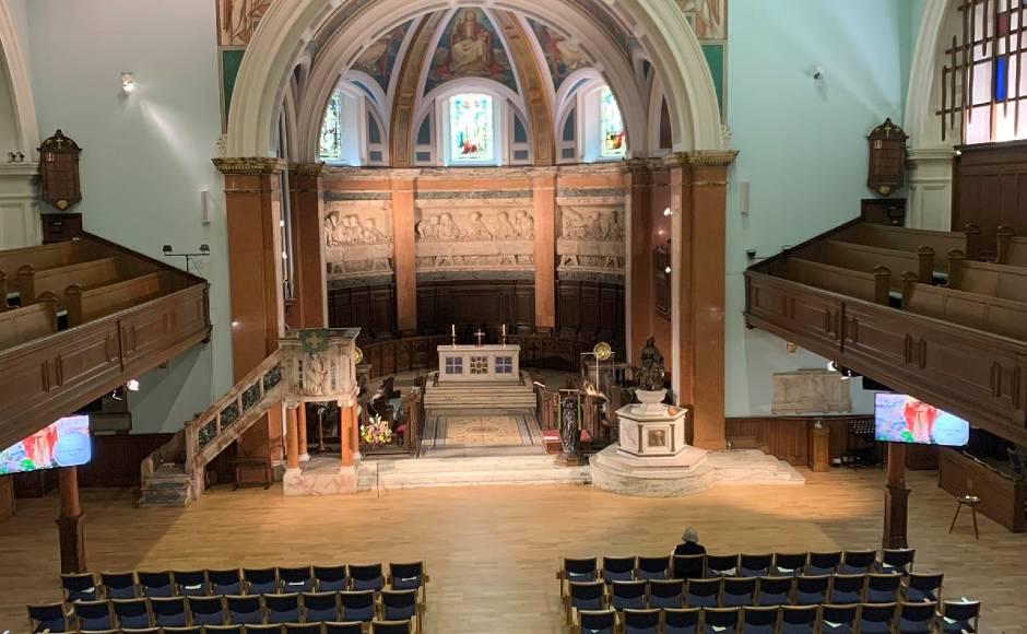 St Cuthbert's Edinburgh