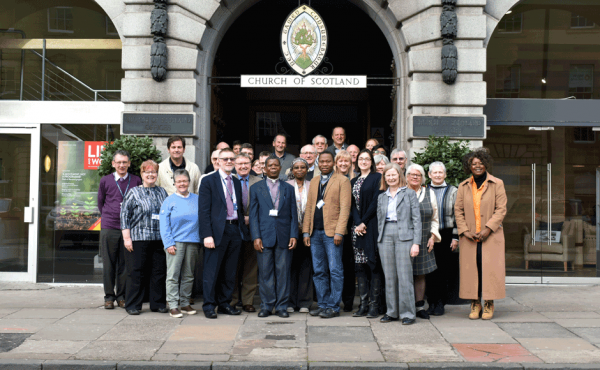World Mission with Mozambique visitors