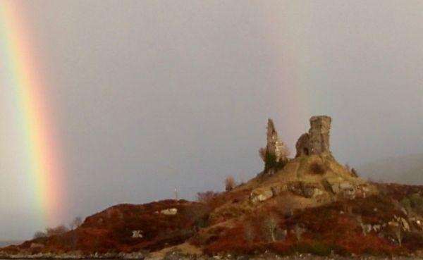 Castle Moil at Kyleakin