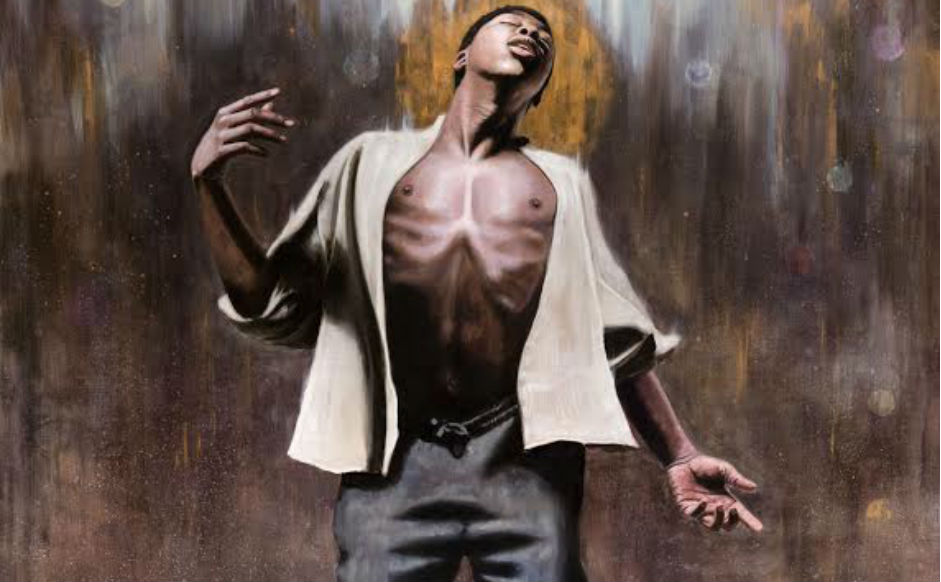 'Imago Dei' by Jacob Daniels.