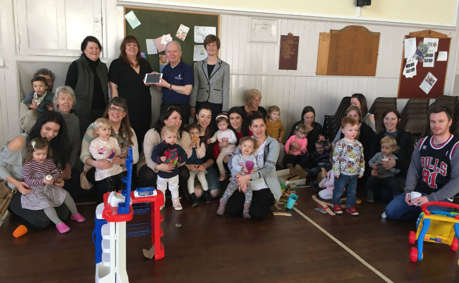 Last year's winning entry from Northesk Parish Church followed the toddler group and congregation building a Jonah-themed float for the annual 'Honest Toun' festival in Musselburgh.