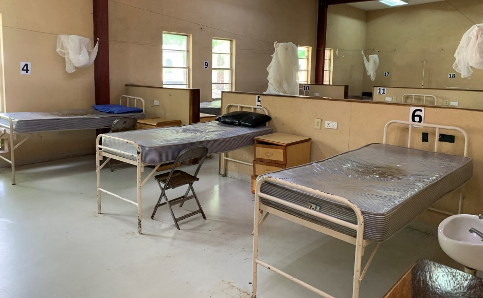 Mwandi Mission Hospital