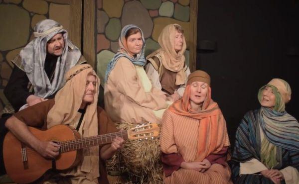 Dundee nativity