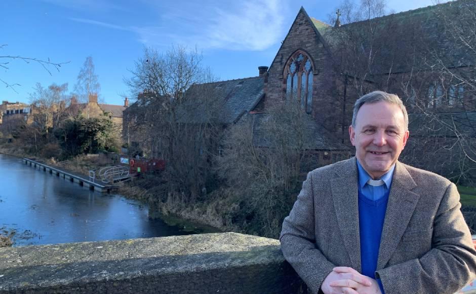 Rev Jack Holt