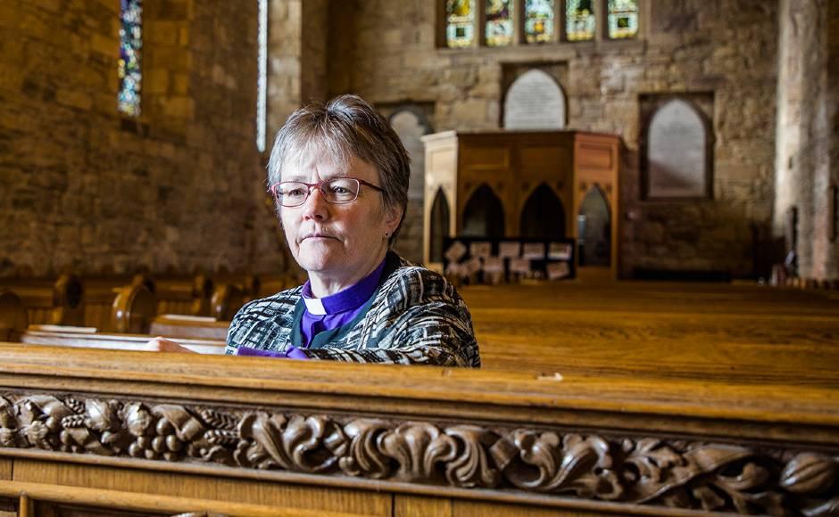 Very Rev Dr Susan Brown