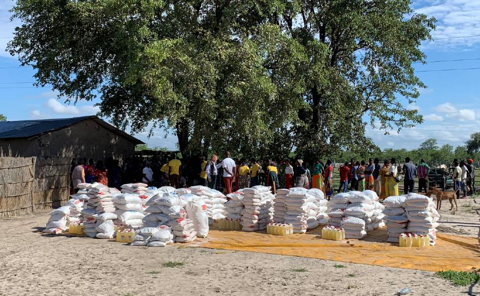 Zambia food supply