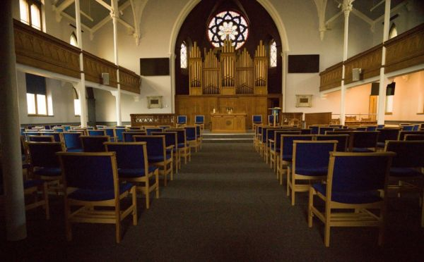 The newly refurbished church will be able to provide facilities for the community seven days a week.