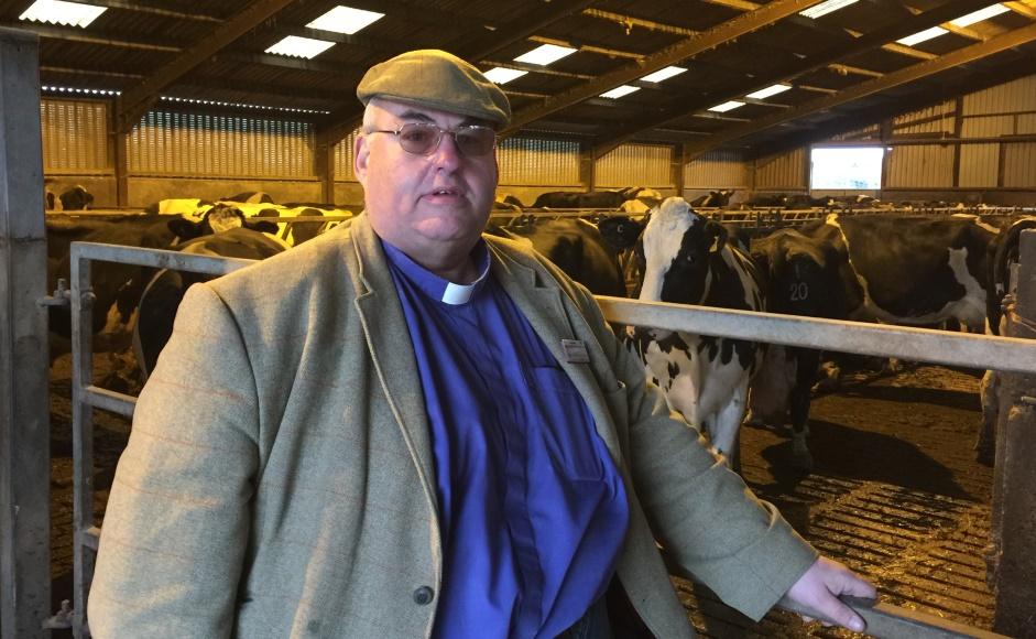 Rev Chris Blackshaw