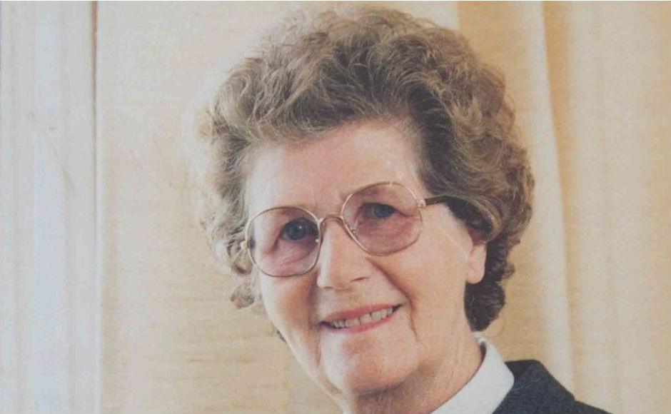 Rev Effie Irvine