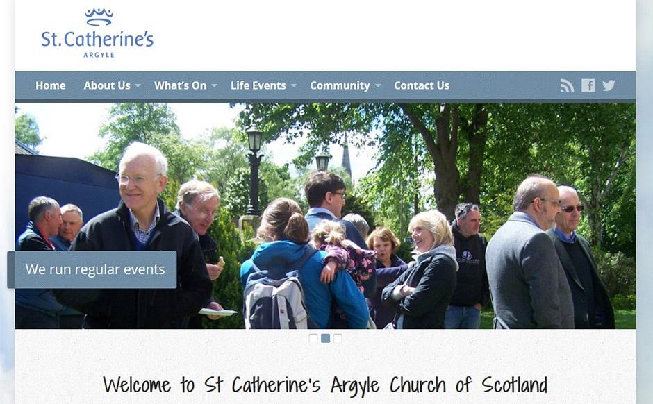 St Catherine's in Argyle