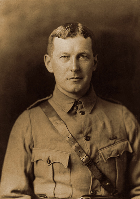 John McCrae, the war poet who wrote the famous 'In Flanders Fields', whose family hailed from New Cumnock in Ayrshire
