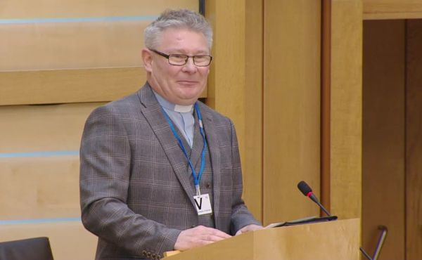 Rev James McNeil