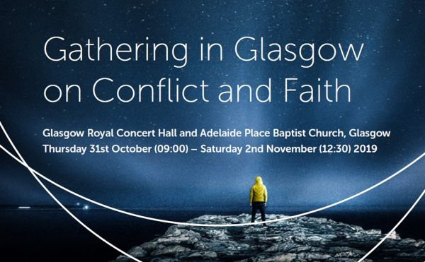 Gathering in Glasgow on Conflict and Faith