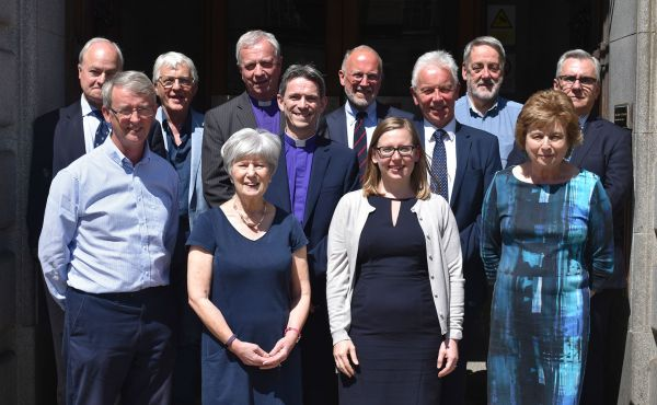 Church of Scotland Assembly Trustees in a line-up