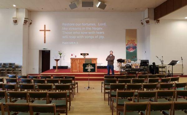 Rev Stuart Irvin