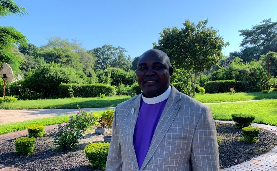 Bishop Roy Kanchele