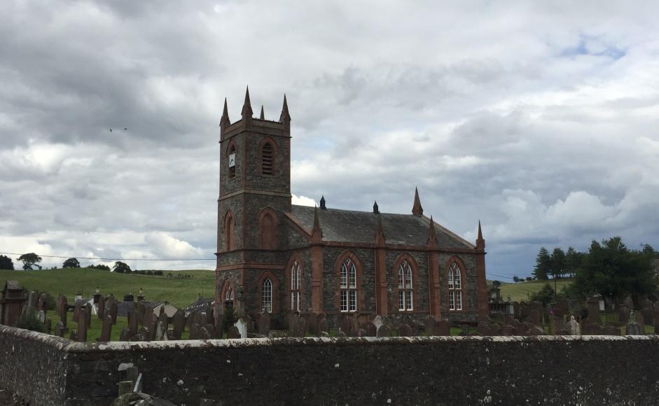 Dunscore Church