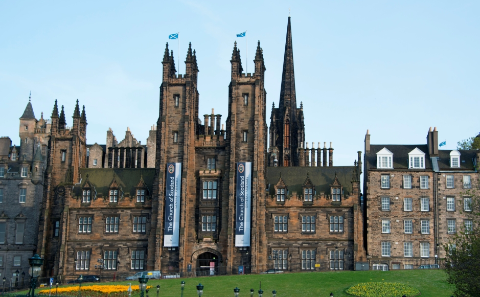 The General Assembly of the Church of Scotland opens | The Church ...