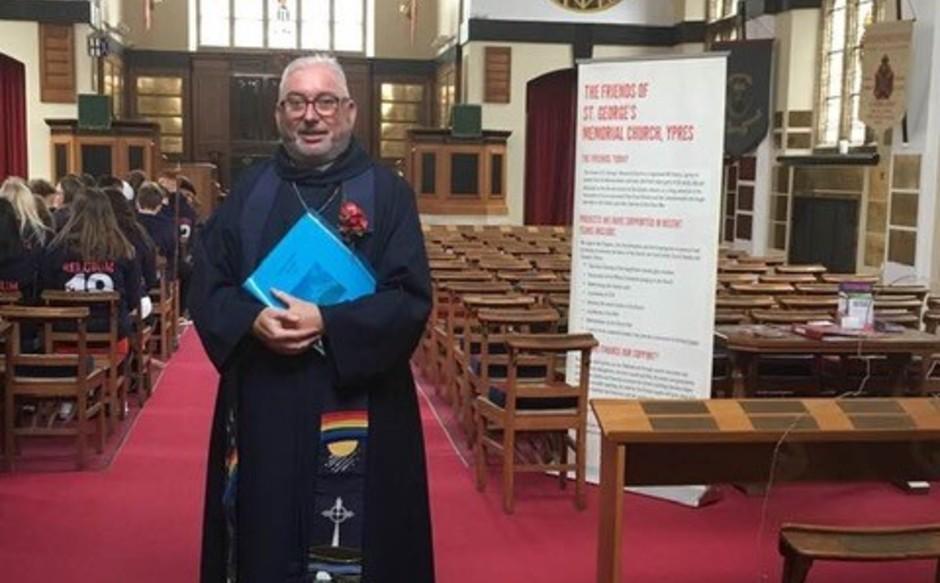 Rev Robbie Hamilton
