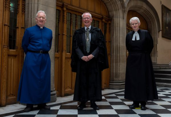 The Moderator and his Chaplains