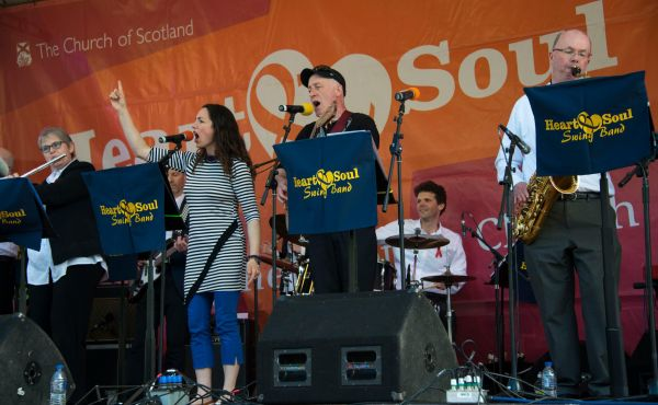 Church groups are invited to apply to perform at this year's Heart and Soul Festival 2018