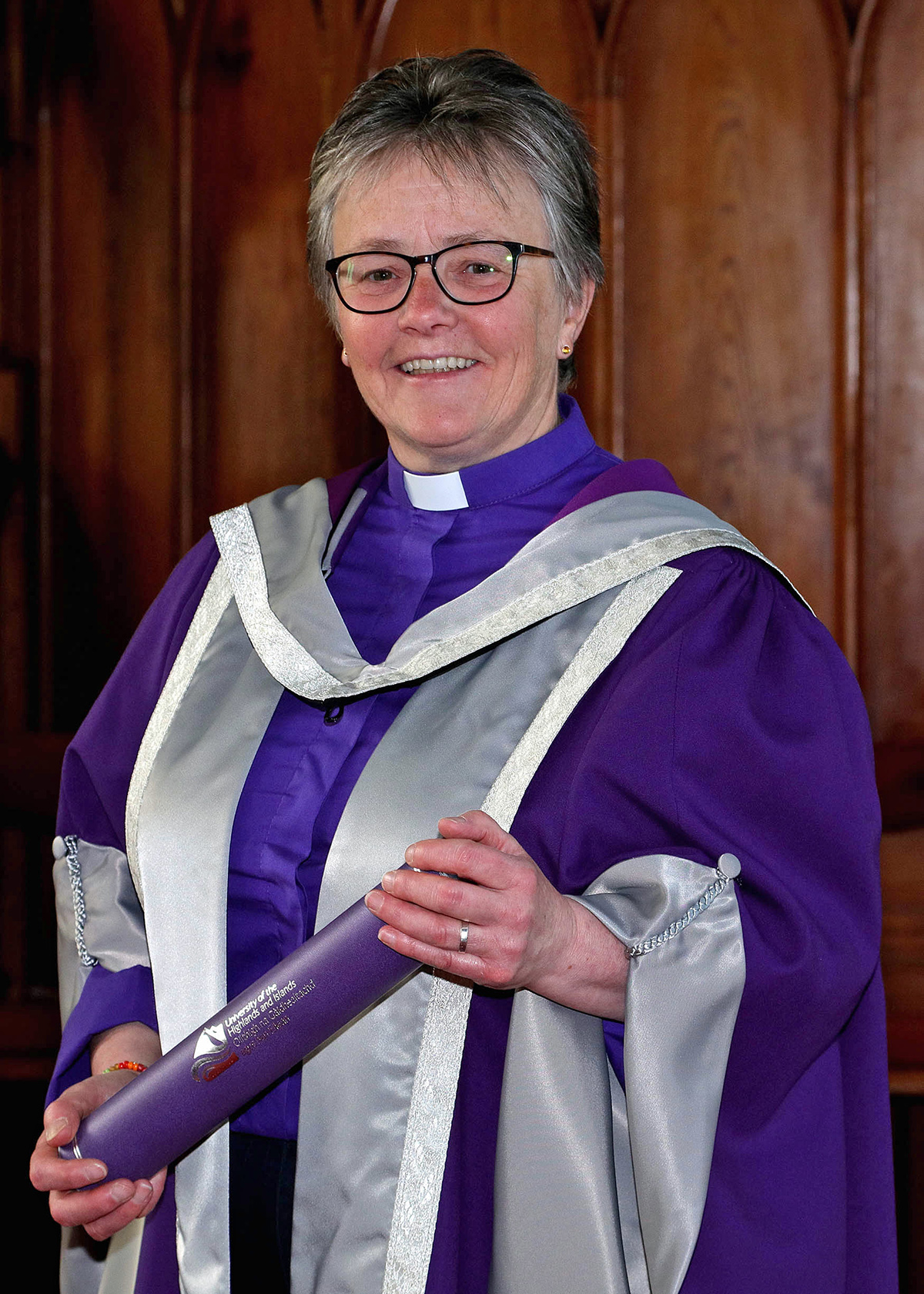 Very Rev Susan Brown