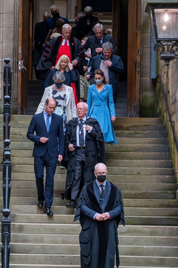 The Earl and Countess of Strathearn
