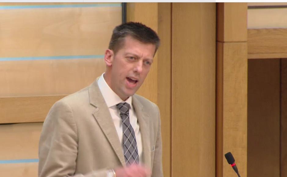 Rev Ian MacDonald