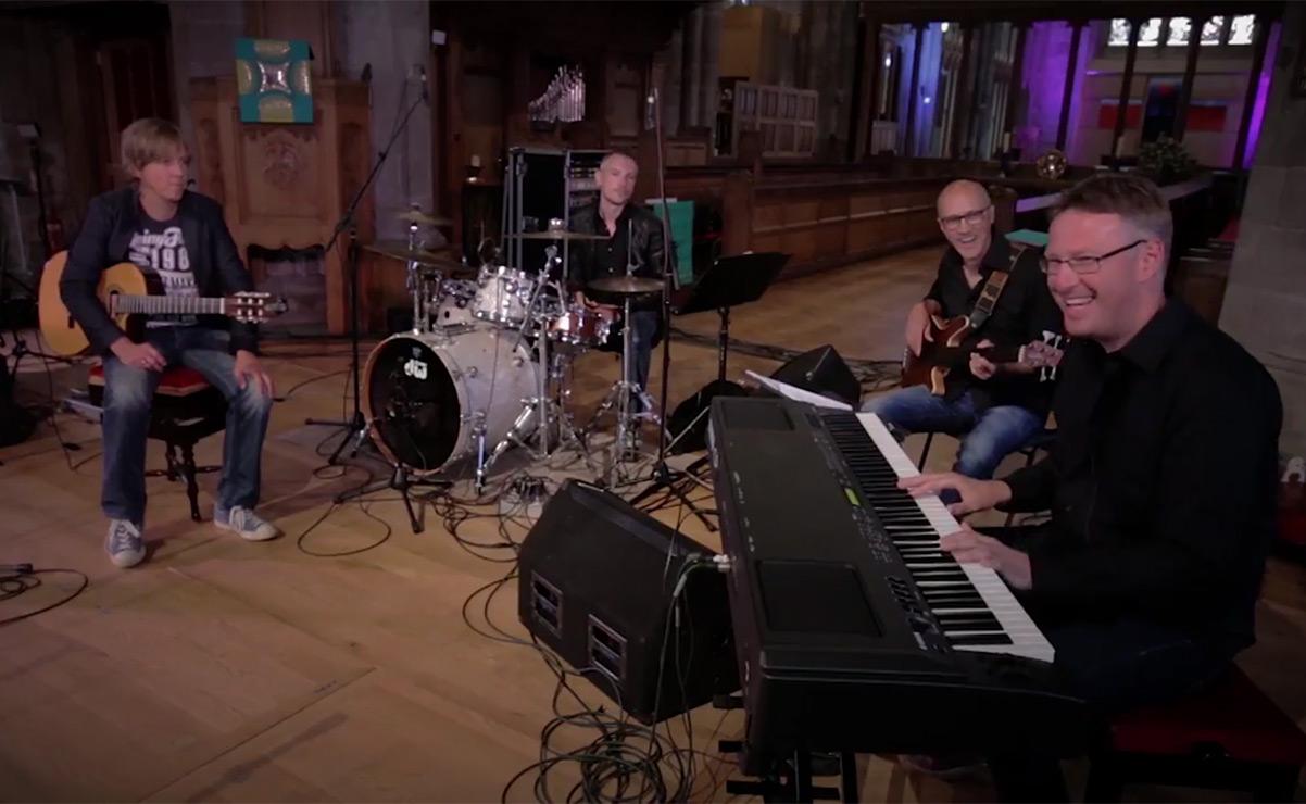 Music arrangement tutorial for Psalm 62