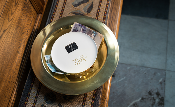 Church digital plate