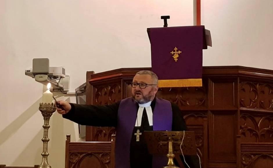 Rev Brian Casey