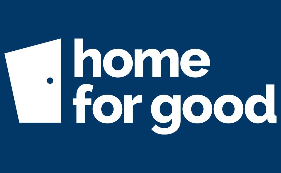 Home for good logo