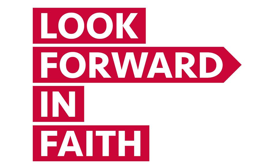 Guild Look Forward in Faith logo