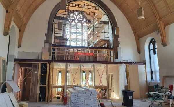 Binks Hall Greyfriars