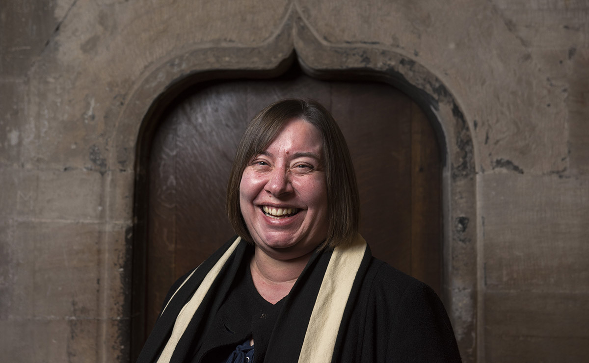 Rev Dr Frances Henderson