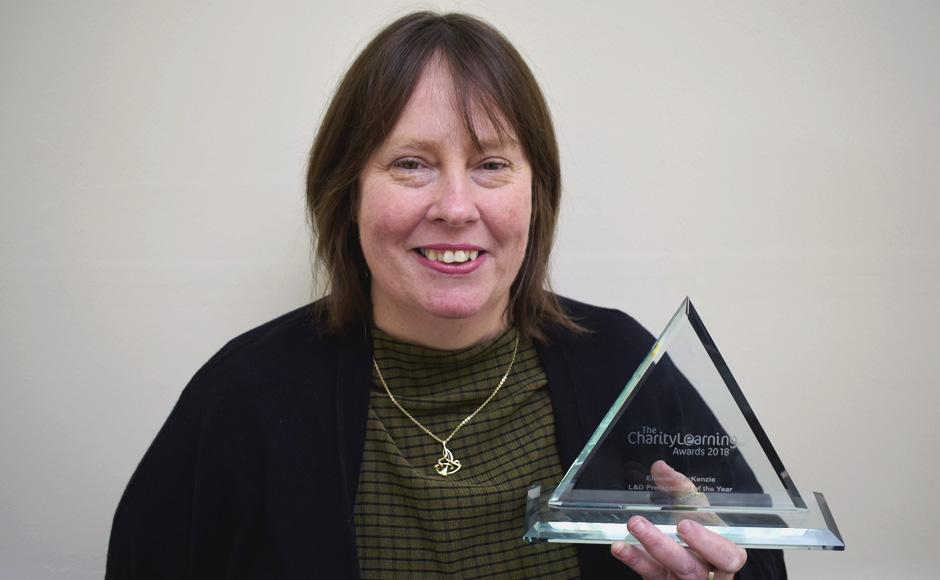 Eleanor MacKenzie charity learning award