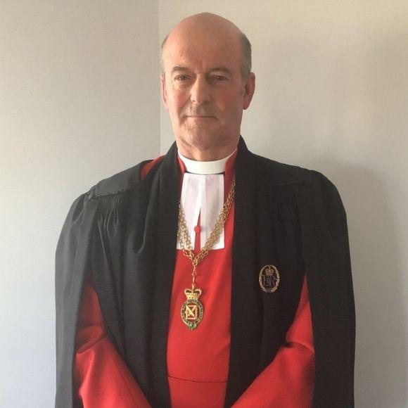 Very Rev Professor David Fergusson