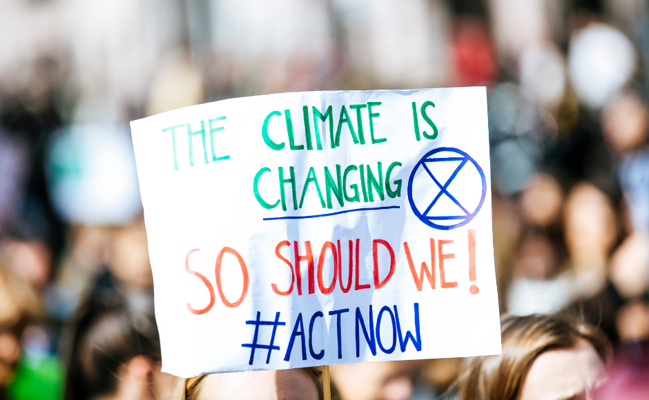 This year's General Assembly will look at what the Church of Scotland can do to reduce our impact on the planet