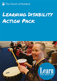 Learning Disability Working Group created an Action Pack
