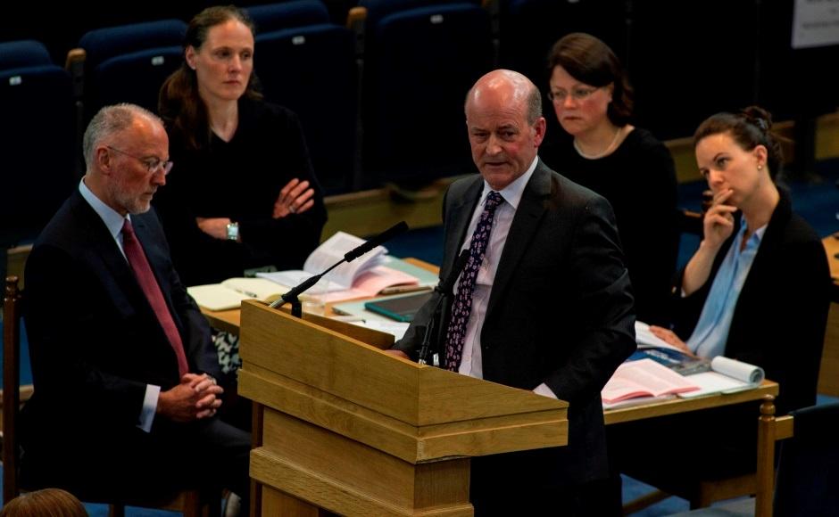 Rev Prof David Fergusson